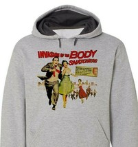 Invasion of the Body Snatcher Hoodie retro vintage science fiction B movie  image 2