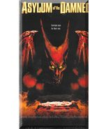 VHS - Asylum Of The Damned (2003) *Tracy Scoggins / Julia Lee / Bruce Pa... - $3.00