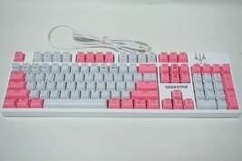 Geekstar GK801-2 Mechanical Gaming Keyboard English Korean Kailh Optical Switch image 2