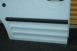 2010-13 Ford Transit Connect Rear Sliding Door W/ Glass Right Side RH image 2