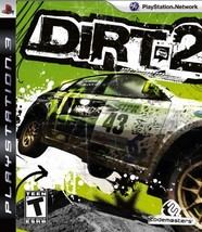 Dirt 2 - Playstation 3 [video game] - $19.80