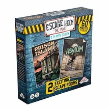 Identity Games Escape Room The Game: 2 Player Edition, Grey - $26.37