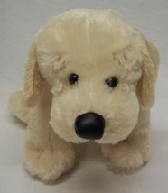 "Ganz CUTE SOFT YELLOW LAB DOG 9"" Plush Stuffed Animal - $14.85"