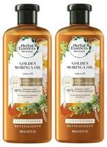 (2) Herbal Essences bio:renew Golden Moringa Oil Smooth Conditioner - 13.5 fl oz - $24.74