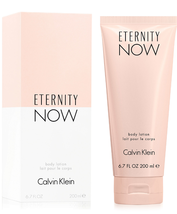 Calvin Klein ETERNITY NOW Body Lotion, 6.7 oz - $18.62
