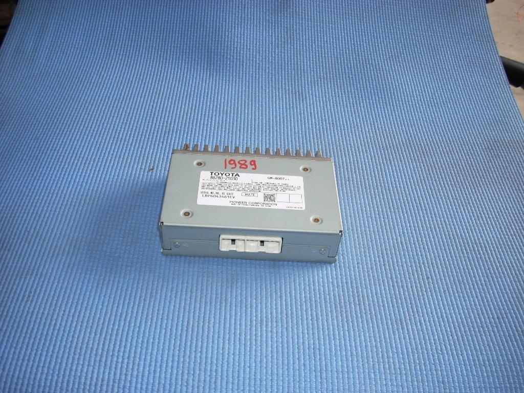 2012 SCION TC AMPLIFIER 86280-21030