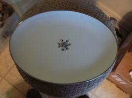 Eterna 14 1/8 Eternal Rose oval platter 1 available - $13.81