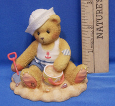 Cherished Teddies Friendship Figurine Everything Pails In Comparison To ... - $8.90