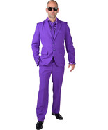 Mr Purple - Suit + Tie  - $49.91