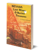 Nevada Lost Mines and Buried Treasures ~ Lost & Buried Treasure - $12.95