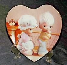 """Sew In Love"" Precious Moments - The Hamilton Collection by Sam Butcher ... - $39.95"