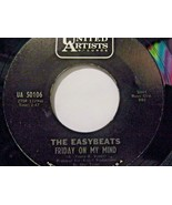 The Easybeats-Friday On My Mind / Made My Bed; Gonna Lie In It-45rpm-196... - $9.90