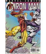 Iron Man Number 41 386 (Aftermath) [Comic] [Jan 01, 2001] - $6.85