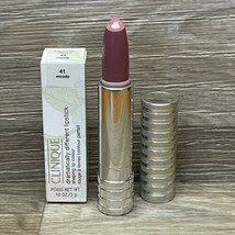 Clinique Dramatically Different Lipstick Shaping Lip Colour MOODY # 41 NEW - $17.90