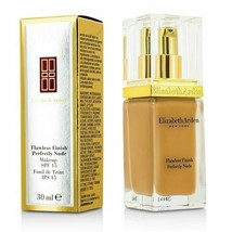 Elizabeth Arden Flawless Finish Perfectly Nude Foundation Makeup Cashew ... - $9.39