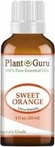 Sweet Orange Essential Oil 1 oz / 30 ml 100% Pure Undiluted Therapeutic Grade Ci