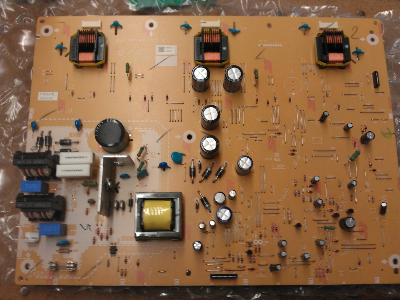 A17F8MPW-001 Power Supply Board From  Emerson	LC320EM2 TH1 LCD TV