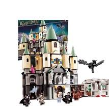 Hogwarts Magic School Castle Harry Potter Movie Block Fit Lego Minifigur... - $160.99