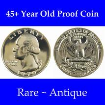 1970-S Washington Proof Quarter - $3.50
