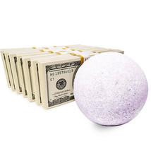 Jasmine Delight Cash Money Bath Bomb - Real Cash Inside of Bath Bombs, C... - $16.95