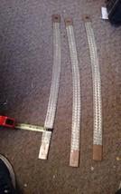 3 braided strapes