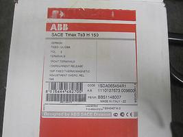 ABB Sace TMAX TS3-H-150 Circuit Breaker TS3H040TW-2 New image 2