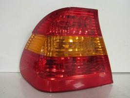 2002 2003 2004 2005 BMW 3-SERIES DRIVER LH TAIL LIGHT OEM C31L - $38.80