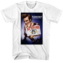 Ace Ventura Pet Detective Movie Poster Mens T Shirt Jim Carrey The Best ... - $19.50+