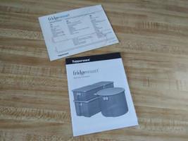 tupperware fridgesmart booklet and cling - $9.45