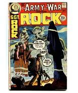 OUR ARMY AT WAR #236 1971-DC-SGT ROCK  joe kubert -VF- - $40.35