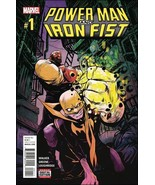 POWERMAN and IRONFIST Lot (Marvel/2016) - $13.95