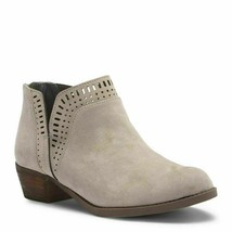 Carlos by Carlos Santana Billey Women Ankle Booties Size US 10M Light Doe Grey - $43.45