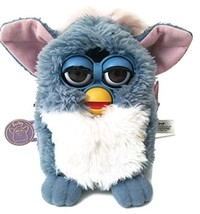 Furby Model 70-800 Blue/Gray with White Belly Electronic Furbie - $156.34