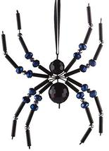 Gnz Halloween Decoration- Crystal Expressions Acrylic Spider Figurine (B... - £9.61 GBP