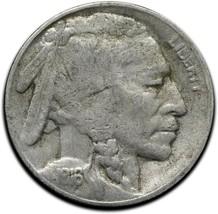 1916S Buffalo Nickel Coin Lot# A 322