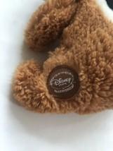 "Disney Store Chip Rescue Rangers Chip & Dale Plush Chipmunk 7"" Stuffed Animal image 2"