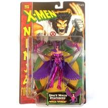 X-Men Ninja Force Deathbird Action Figure 1996 Marvel ToyBiz Sealed VTG   - $20.74