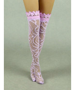 1/6 Scale Phicen, TBLeauge, Kumik, Vogue - Female Sexy Lite Pink Lace St... - $9.41