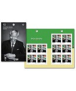 Stamps  Canada Nelson Mandela Booklet of 10 Jan 30 2015 - $227,99 MXN