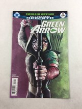 Emerald Outlaw Green Arrow #16 APR 2017 DC Universe Rebirth Comic Book - $7.91