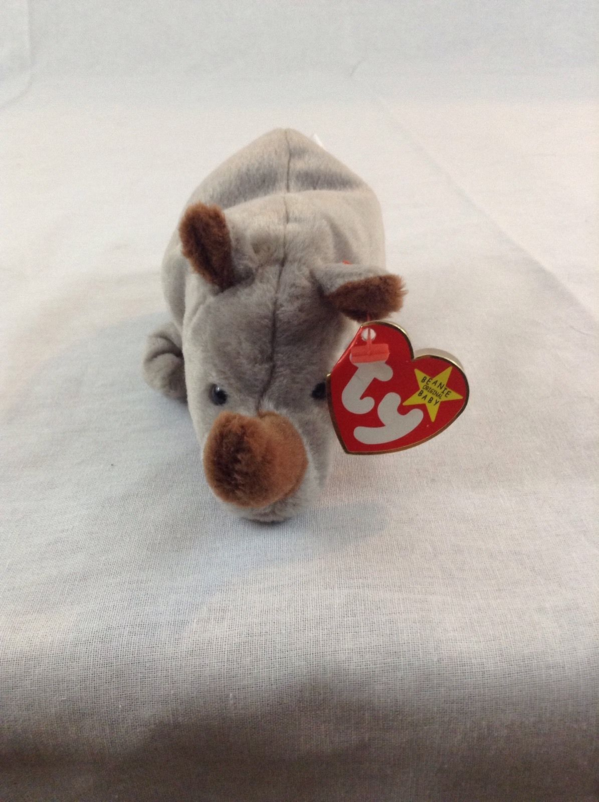 how to clean beanie baby-like stuffed animals