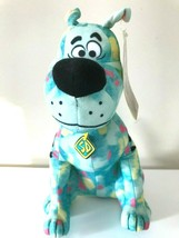 """New Licensed Scooby -Doo Color Blend Blue. Large 12"""" .Soft.  Scooby Plush Toy - $13.71"""