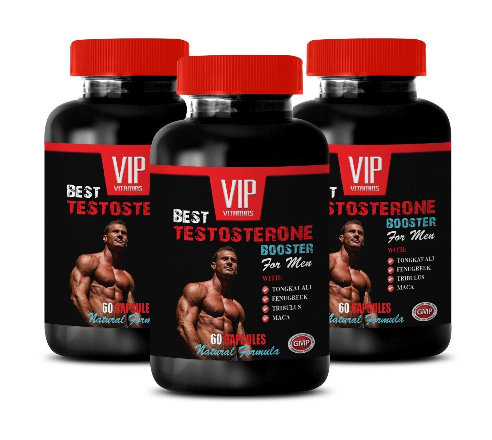 testosterone booster for men - BEST TESTOSTERONE BOOSTER 3B- ginseng capsules - Vitamins & Minerals