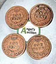 Indian Head Penny 1905, 1906, 1907, and 1908 AA20-CNP2145 Antique image 9