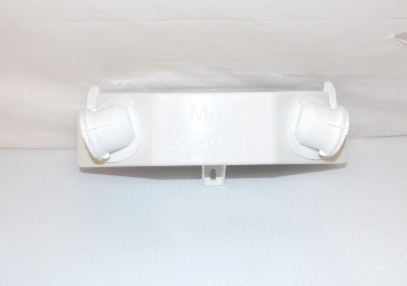 Sears Kenmore Refrigerator : Crisper Dual Light Assembly (2256035) {P1580} - $11.87