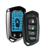 Code Alarm CA2LCD Audiovox Flashlogic 2 Way Upgrade Kit Range Extender F... - $173.24