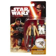 Star Wars The Force Awakens 3.75-Inch Figure Desert Mission Finn (Jakku) - $3.99