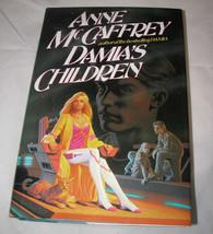 Rowan / Damia : Damia's Niños Vol 3 Anne Mccaffrey 1993 Tapa Dura USA - £4.45 GBP