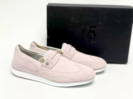 Ugg Australia Cali Penny Slip On Rosetta Pink 1020198 Men's Shoes Loafers Suede - $79.99