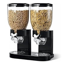 Denny International® Double Plastic Classic Dry Food Cereal Dispenser D... - $17.04